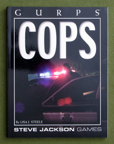 Image for GURPS Cops