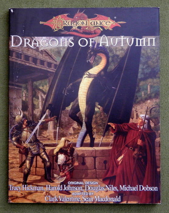 Image for Dragons of Autumn (Dragonlance: Dungeons & Dragons D20 System)