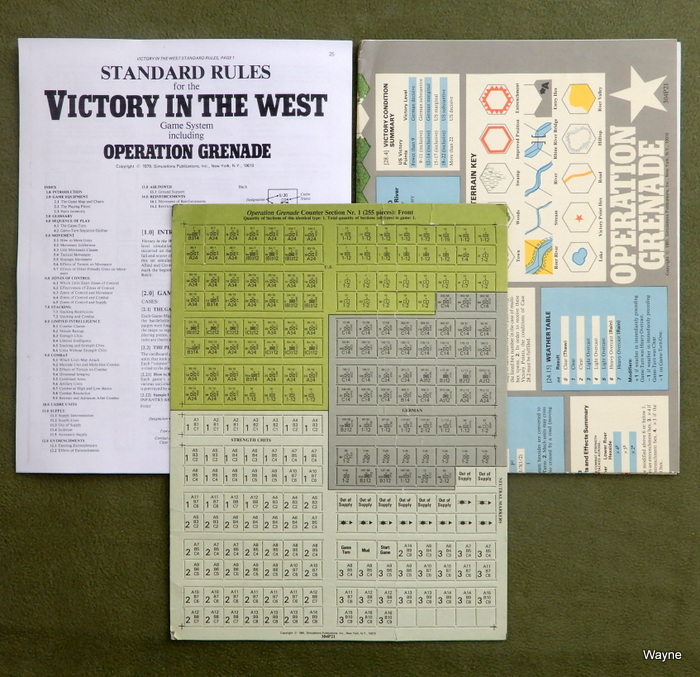 Image for Operation Grenade: World War II scenario in the West, 1944-5