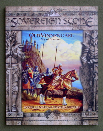 Image for Old Vinnengael: City of Sorrows (Sovereign Stone)