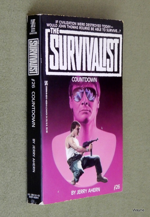 Image for Countdown (Survivalist #26)