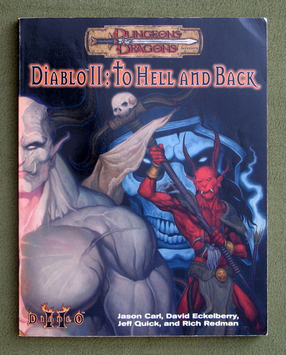 Image for Diablo II: To Hell & Back (Dungeons & Dragons: D20 system)