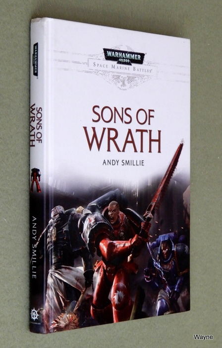 Image for Sons of Wrath (Warhammer 40,000 40K)