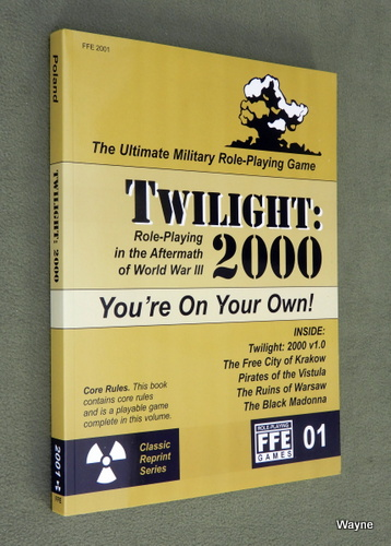 Image for Twilight: 2000 (1st Edition Reprint)