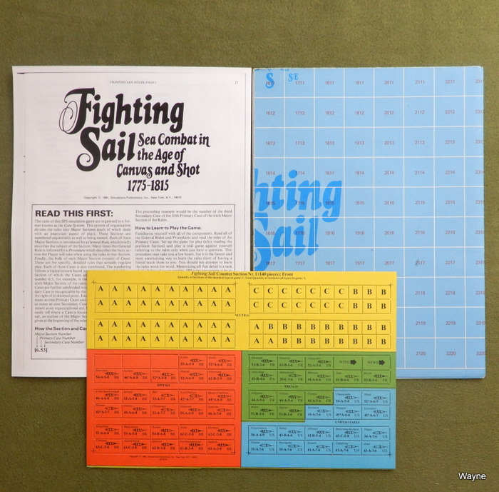 Image for Fighting Sail: Sea Combat in the Age of Canvas and Shot 1775-1815
