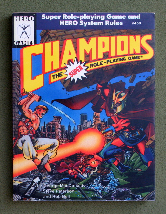 Image for Champions: The Super Role-Playing Game