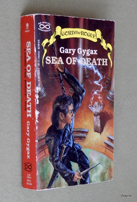 Image for Sea of Death (Gord the Rogue)