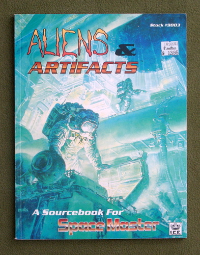 Image for Aliens & Artifacts (Space Master)