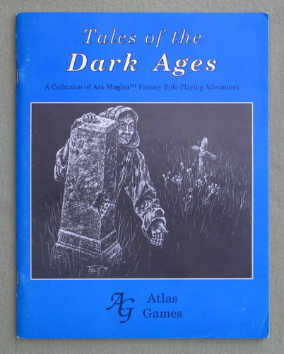 Image for Tales of the Dark Ages (Ars Magica)