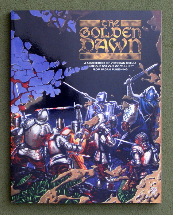 Image for The Golden Dawn (Call of Cthulhu)