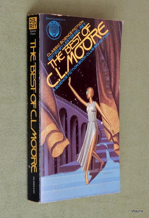 Image for Best of C.L. Moore