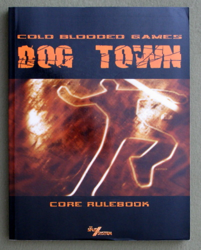 Image for Dog Town: Core Rules