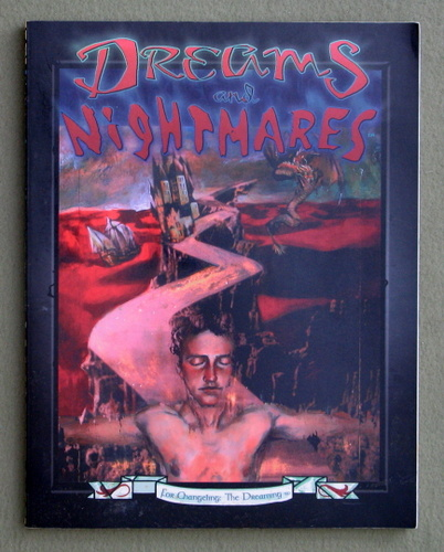 Image for Dreams & Nightmares (Changeling: The Dreaming)