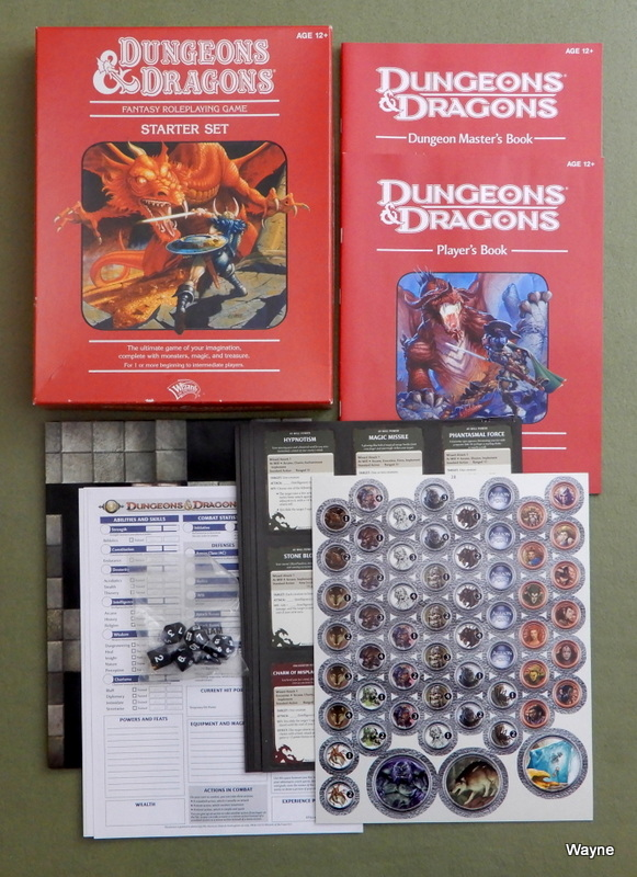 Image for Dungeons & Dragons Fantasy Roleplaying Game: Starter Set
