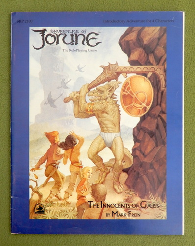 Image for Innocents of Gauss (Skyrealms of Jorune)
