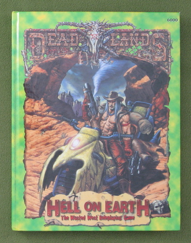 Image for Deadlands: Hell on Earth