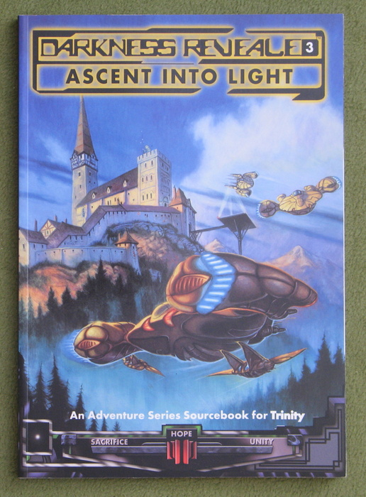 Image for Darkness Revealed 3: Ascent into Light (Trinity Sourcebook)
