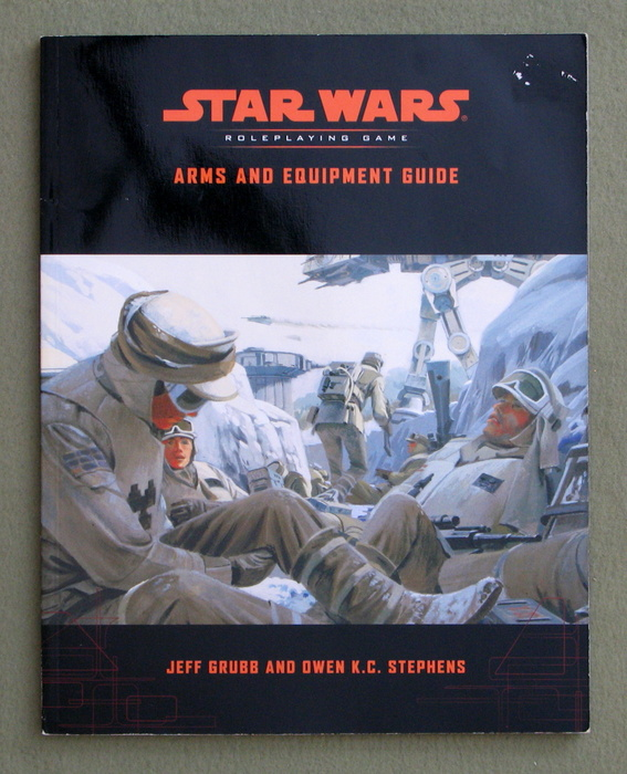 Image for Arms and Equipment Guide (Star Wars Roleplaying Game)