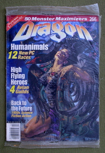 Image for Dragon Magazine, Issue 266