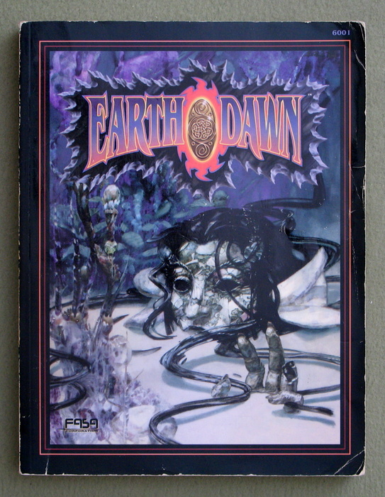 Image for Earthdawn, 1st edition