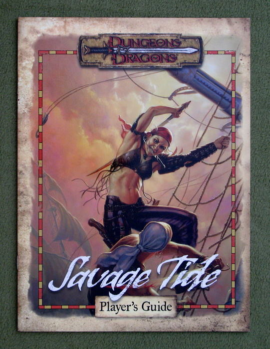 Image for Savage Tide Player's Guide (Dungeons & Dragons)