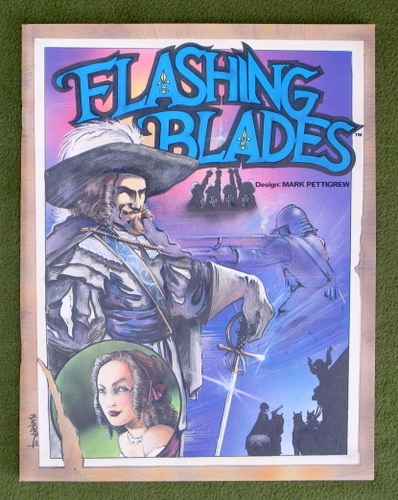 Image for Flashing Blades: Three Musketeers Roleplaying