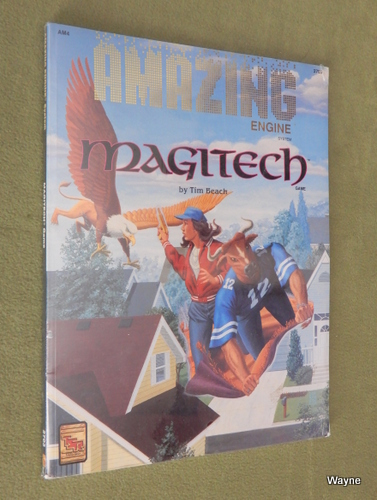 Image for Magitech (Amazing Engine System)