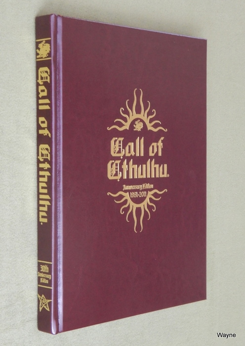Image for Call of Cthulhu 30th Anniversary Edition (Leather Bound)
