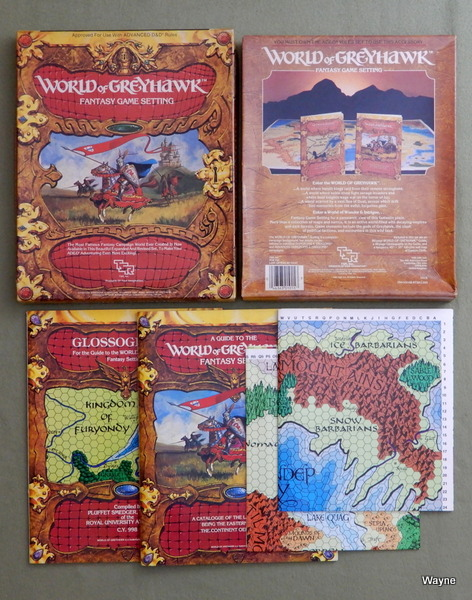 Image for World of Greyhawk (Advanced Dungeons & Dragons)