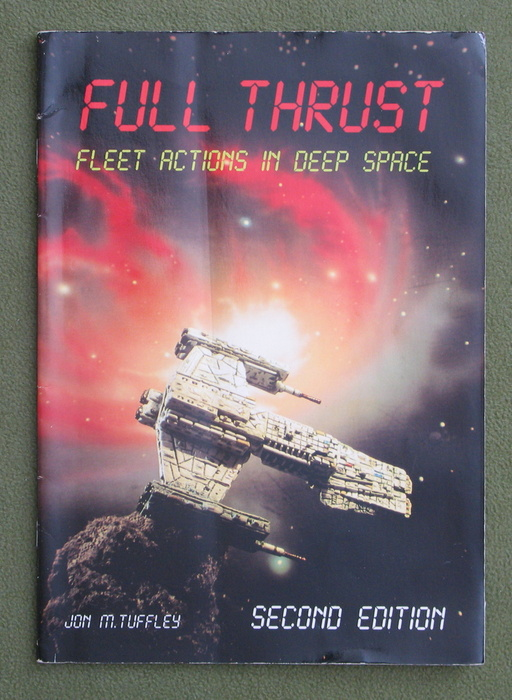 Image for Full Thrust: Fleet Actions in Deep Space (Second Edition) - PLAY COPY