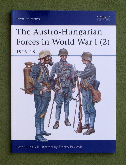 Image for The Austro-Hungarian Forces in World War I (2): 1916–18 (Men-at-Arms)