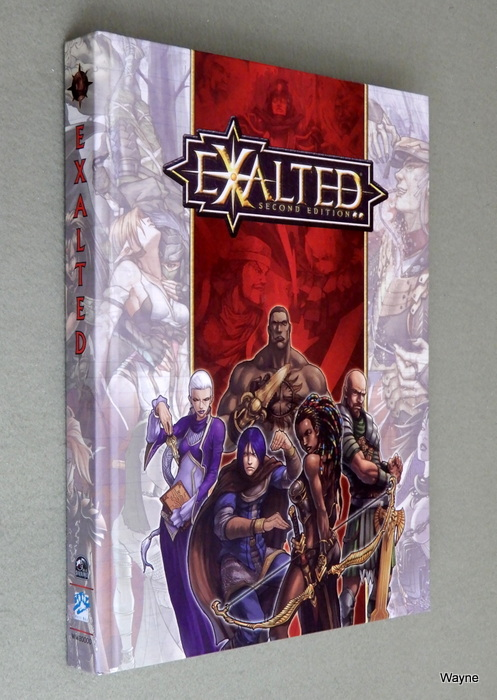 Image for Exalted: Second Edition