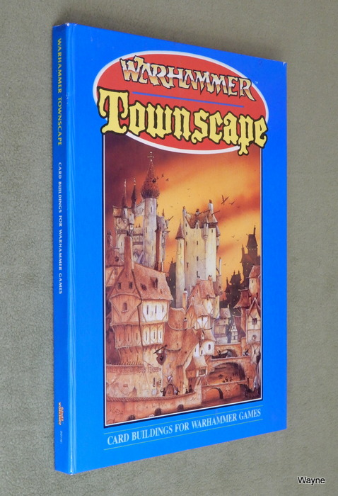 Image for Warhammer Townscape: Card Buildings