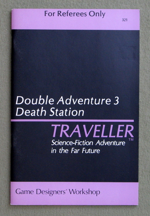 Image for Traveller Double Adventure 3: The Argon Gambit / Death Station