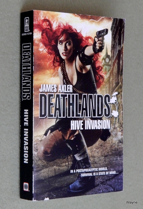 Image for Hive Invasion (Deathlands)
