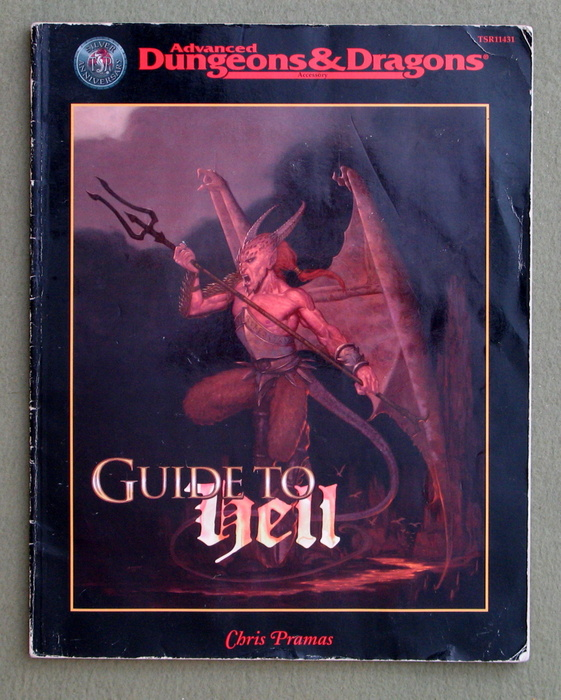 Image for Guide to Hell (Advanced Dungeons & Dragons) - PLAY COPY