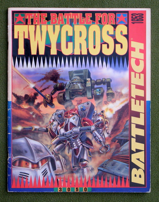 Image for The Battle for Twycross (Battletech)