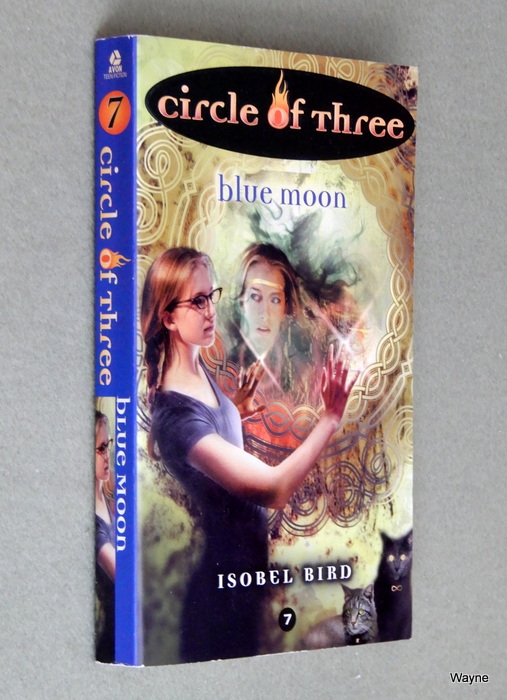 Image for Blue Moon (Circle of Three #7)