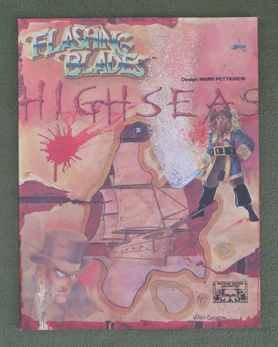 Image for High Seas (Flashing Blades RPG)