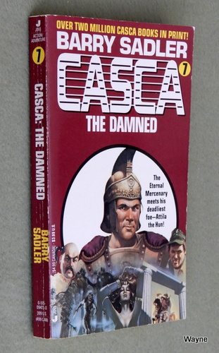 Image for Casca the Damned (#7)