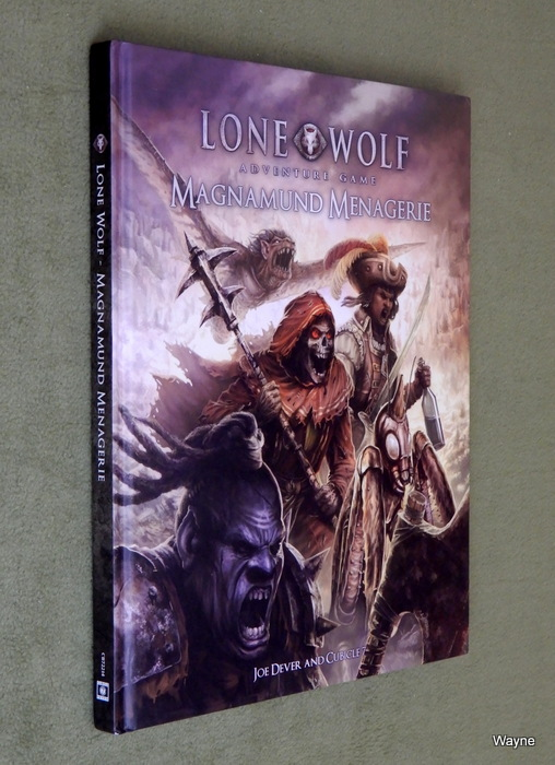 Image for Magnamund Menagerie (Lone Wolf Adventure Game)