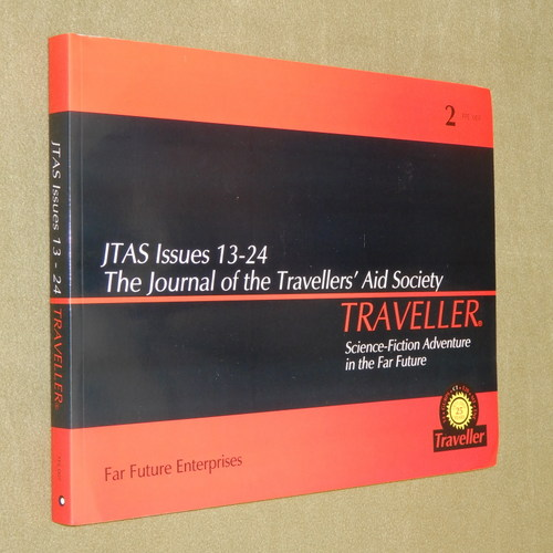 Image for Journal of the Travellers Aid Society: Issues 13-24