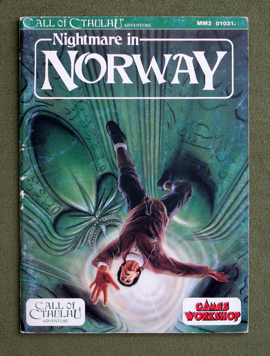 Image for Nightmare in Norway (Call of Cthulhu)