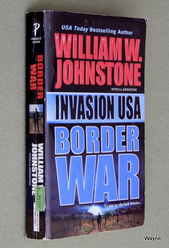 Image for Border War (Invasion USA)