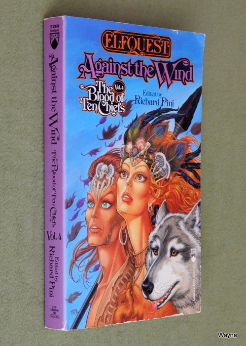 Image for Against The Wind (Elfquest: Blood of the Ten Chiefs #4)