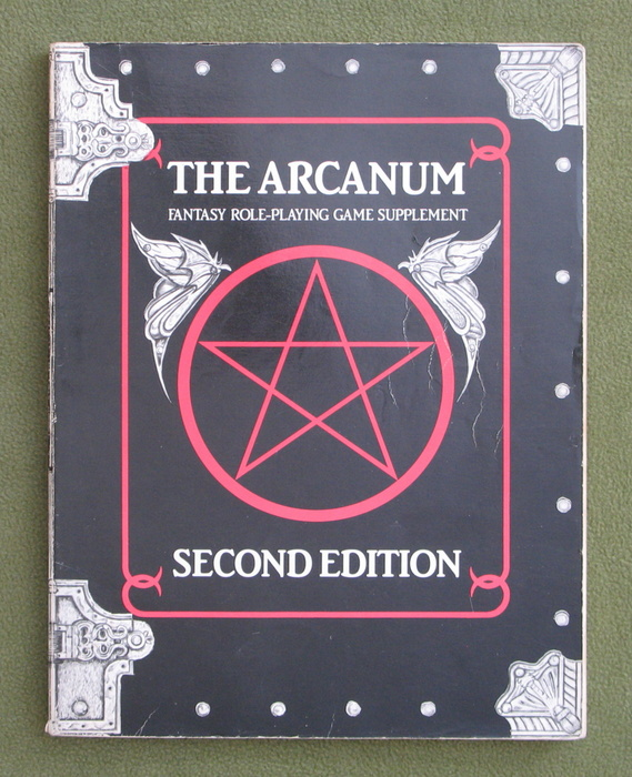 Image for Arcanum, 2nd edition (Atlantean Trilogy) - PLAY COPY