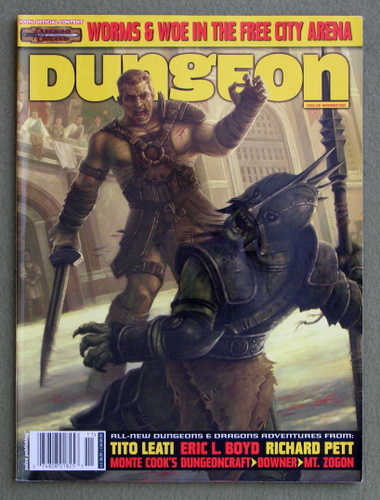 Image for Dungeon Magazine, Issue 128