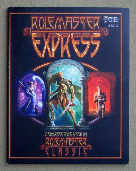 Image for Rolemaster Express (A Complete Game Based On Rolemaster Classic)