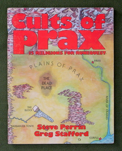 Image for Cults of Prax: 15 Religions for Runequest