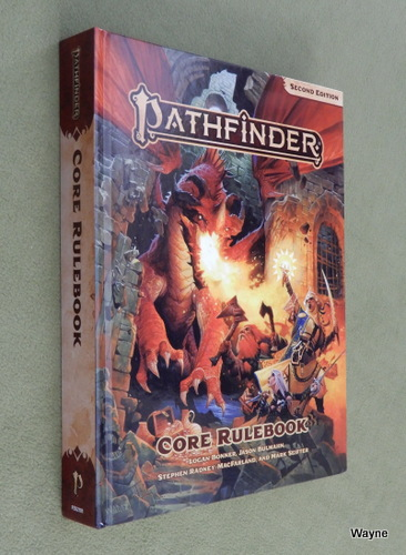 Image for Pathfinder Core Rulebook (Second Edition)